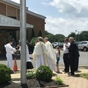 Outdoor Mass 2017 photo album thumbnail 25